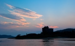 Castle Tioram, Moidart, Highlands