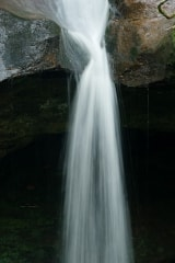 Glenashdale waterfall, Isle of Arran