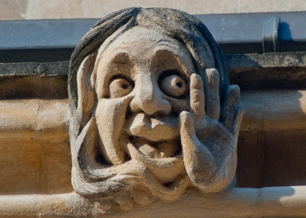 Brasenose College Gargoyle, Oxford