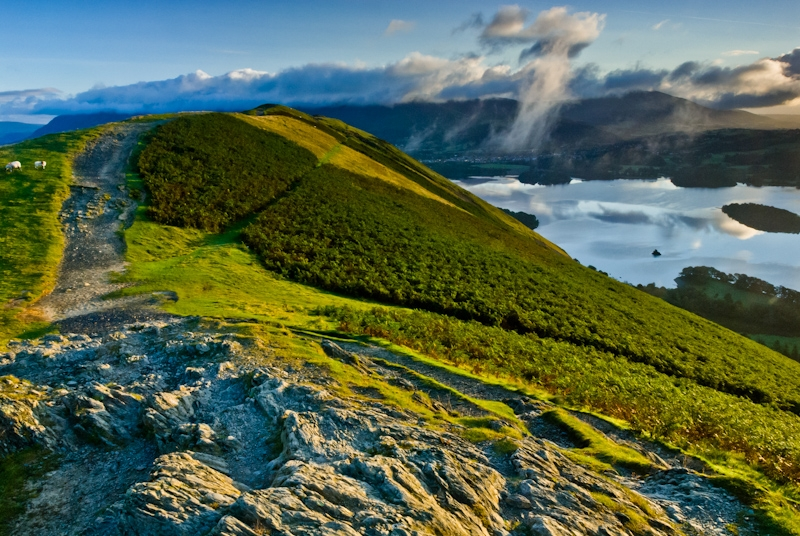 Catbells and Derwentwater, Lake District