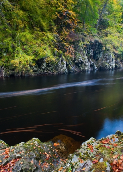 River Garry, Perthshire