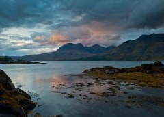 Loch Torridon sunset