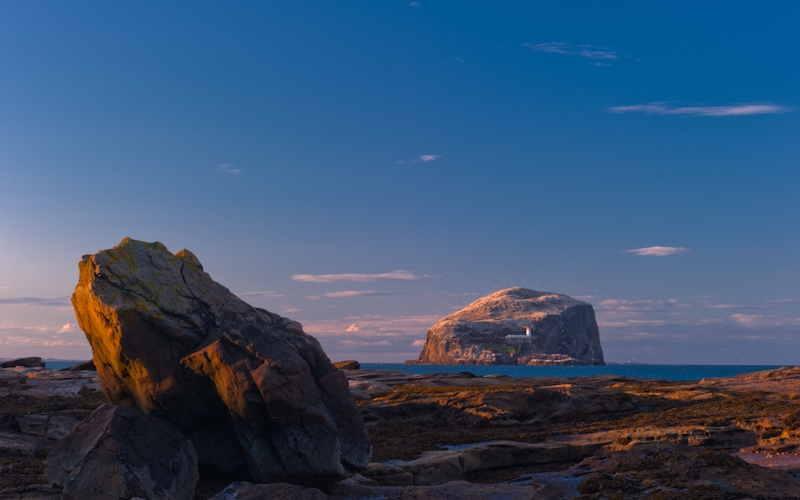 Bass Rock, Lothian