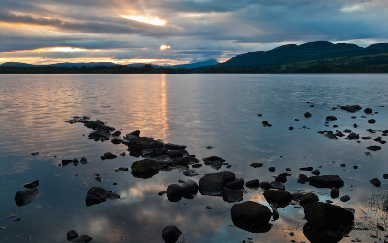 Lake Menteith, Trossachs