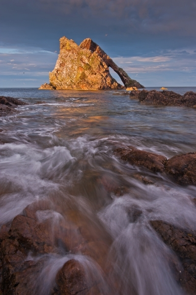 Bow Fiddle Rock 8224