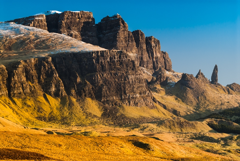 The Old Man of Storr, Skye