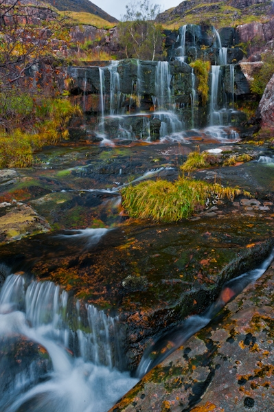 Waterfall, Torridon, Wester Ross