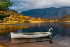 Loch Coulin, Wester Ross