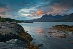 Loch Torridon sunset, Wester Ross