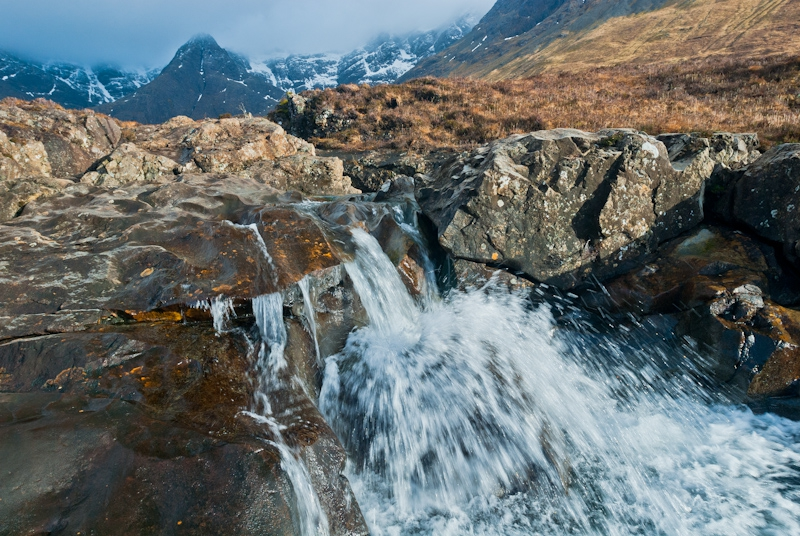 The Fairy Pools, Glenbrittle, Isle of Skye